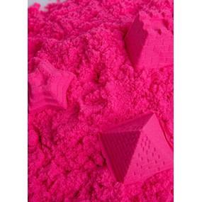 Pink Play Sand Kinetic Sensory Activity
